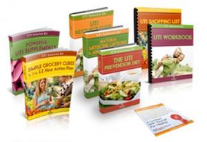 UTI Home Remedy Kit